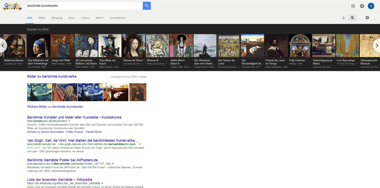 google suchergebnisse im wandel von 1998 bis heute 1 1. Black Bedroom Furniture Sets. Home Design Ideas