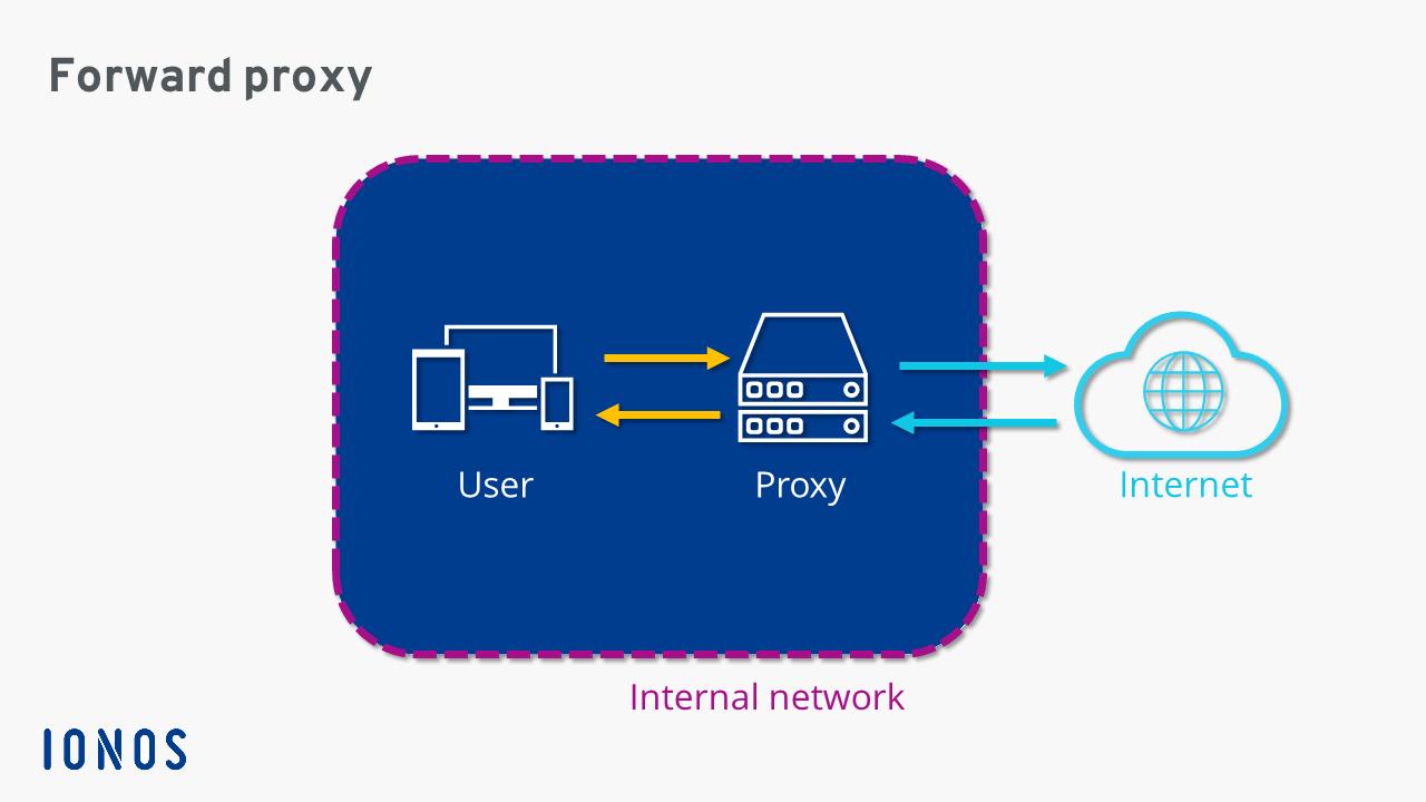Was ist ein Reverse-Proxy? - 1&1 IONOS