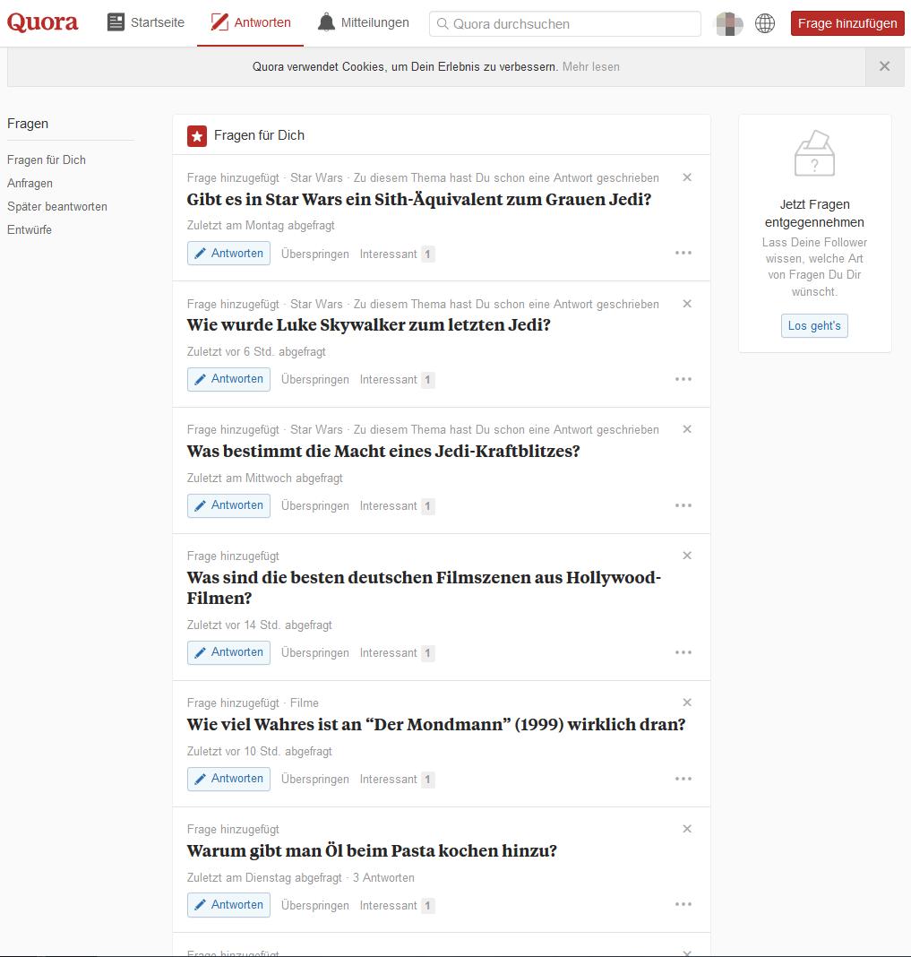 Was ist Quora? | Auf dem Fragen-Portal durchstarten - 1&1