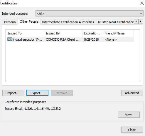 S/MIME: Das Standardverfahren für Mail-Verschlüsselung - 1&1