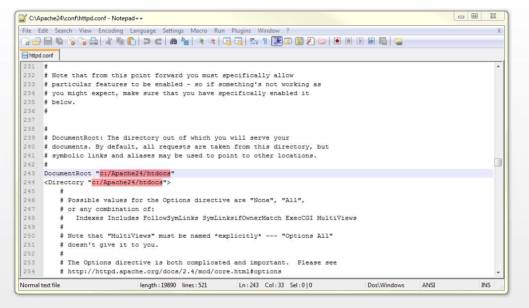 Apache-Webserver einrichten – so wird\'s gemacht - 1&1
