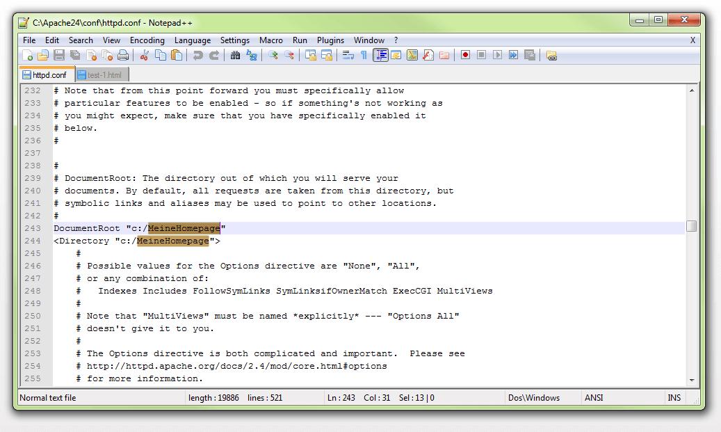 Apache-Webserver einrichten – so wird's gemacht - 1&1 IONOS