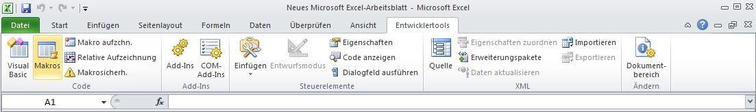 Excel-Makros: Das können die nützlichen Skripte - 1&1