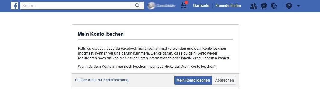 Facebook Administrator Löschen