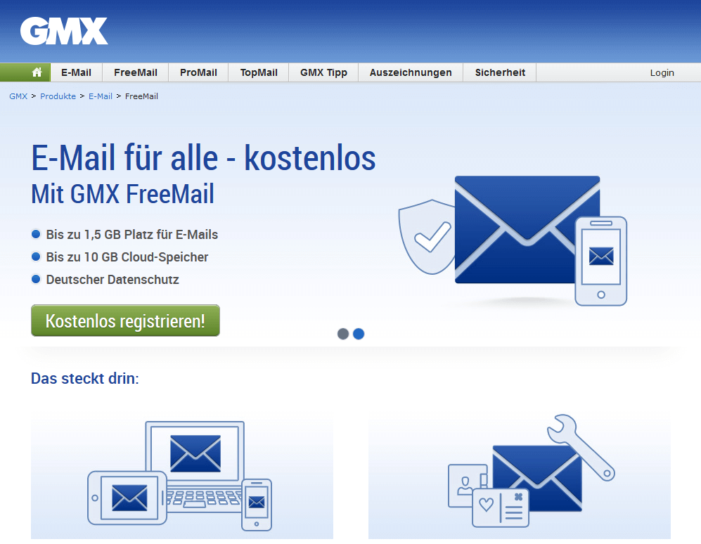 Login Gmx Deutschland