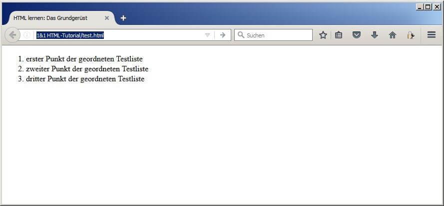 html umlaute darstellen