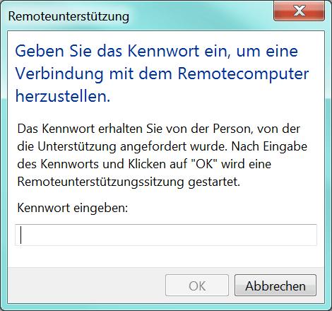 remote-desktop einrichten: schritt für schritt mit windows oder, Einladung