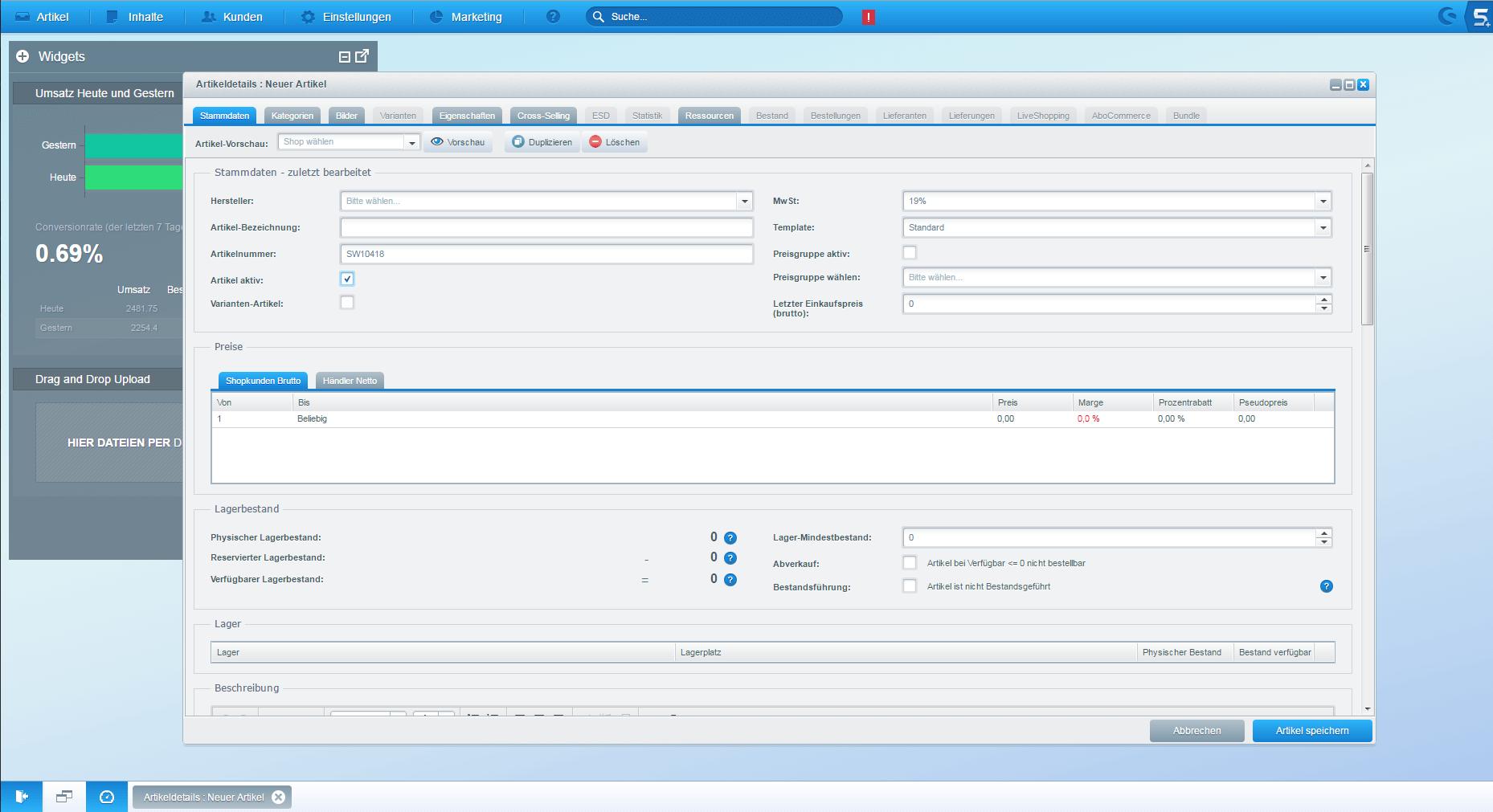 Shopsysteme Vergleich 2019 Webshop Software Im Vergleich 11 Ionos