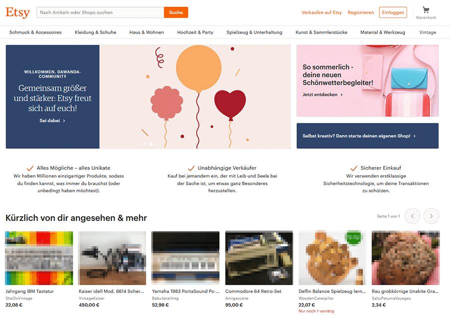 f78e11a92642a6 Online-Verkaufsplattformen  Die besten 10 Online-Marktplätze im ...