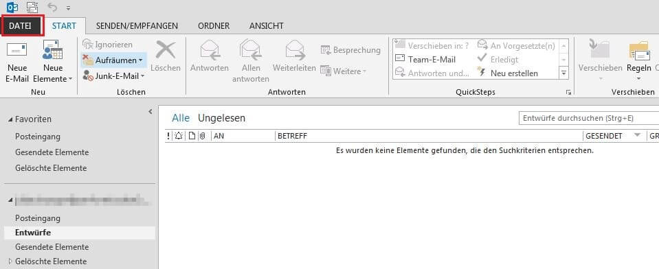Outlook Kontakte So Exportieren Sie Ihr Adressbuch Ionos