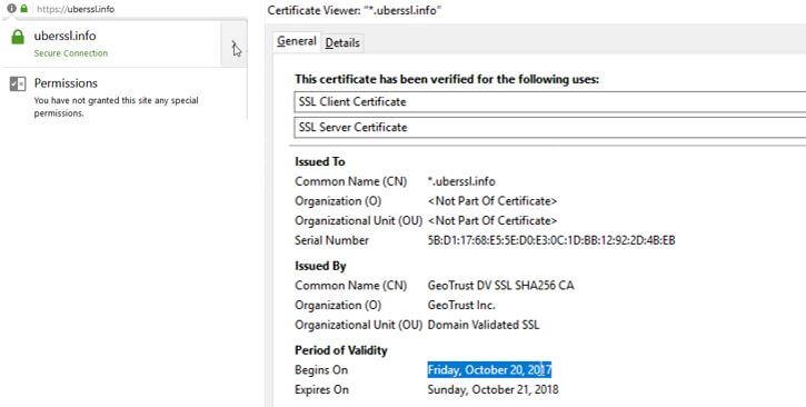So Ersetzen Sie Ssl Zertifikate Von Symantec 11 Ionos