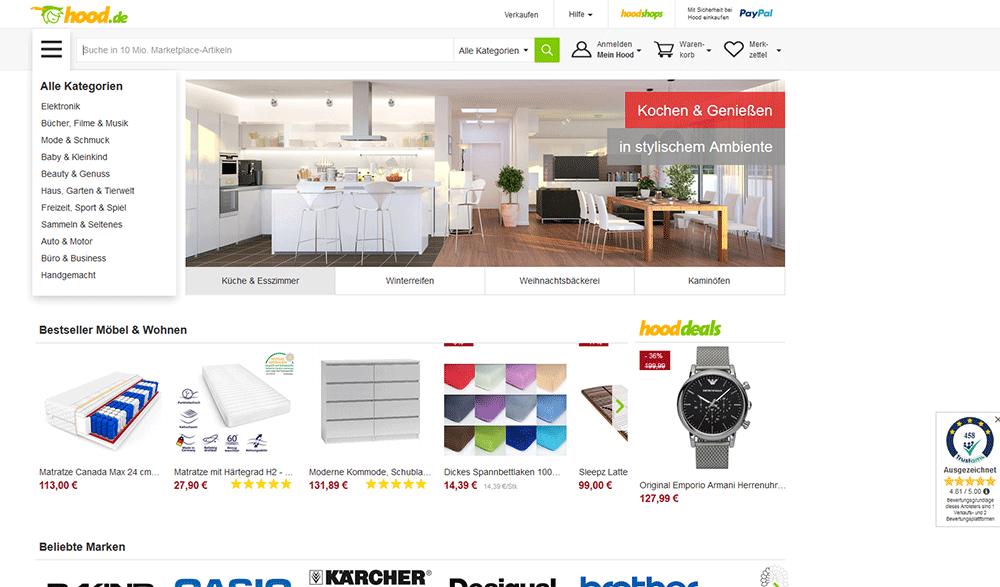 Ebay Alternativen Im Vergleich Beliebte Online Marktplätze 11 Ionos