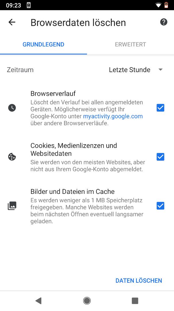 Cookies löschen: Chrome, Firefox, Safari, iPhone ...