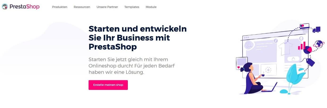 7ef3d47dd1bc72 Shopsysteme Vergleich 2019: Webshop-Software im Vergleich - 1&1 IONOS
