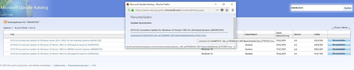 0x80070bc2 kb4056892  win 10 1709 update KB4056892 error