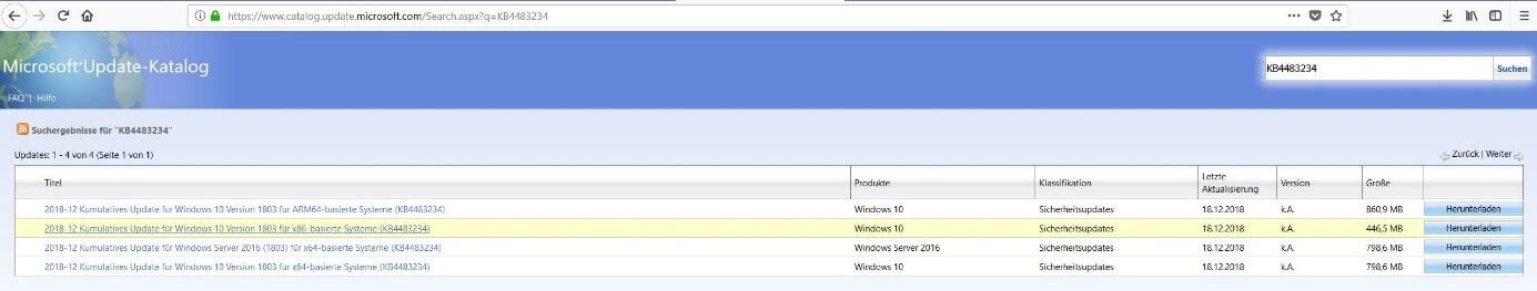 Fehlercode 0x80004005: So beheben Sie den Windows-Fehler - 1&1 IONOS