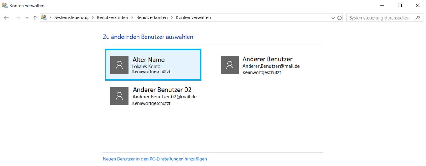Pc Namen ?Ndern Windows 7 - kamalia basaha