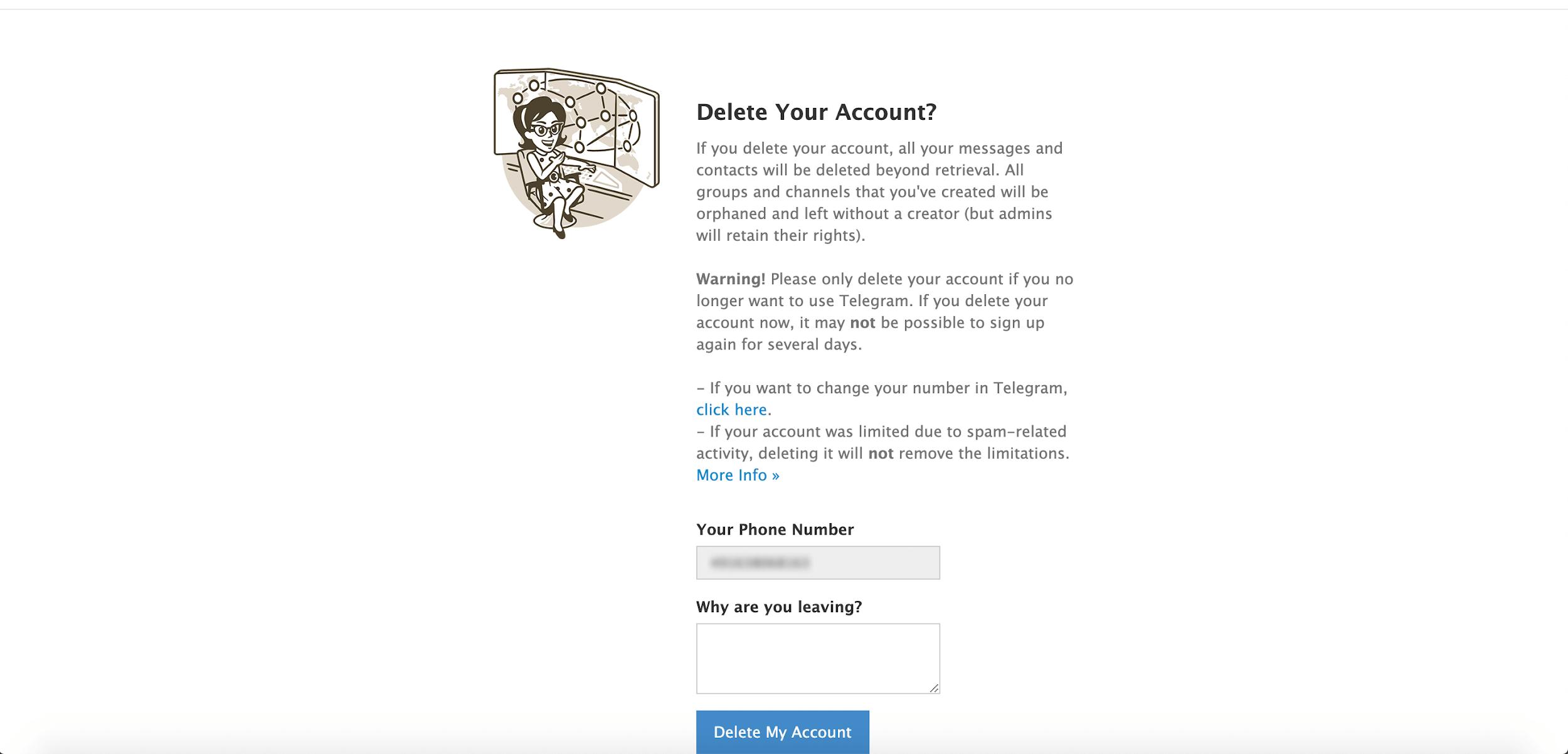 Telegram Account löschen – wie das geht und was danach passiert ...