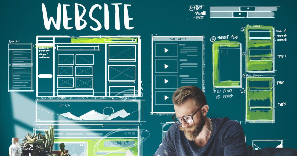 Was ist eine homepage webseite internetauftritt 1 1 for Site web de houseoftheweek