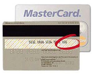 Cvv Ec Karte Sparkasse.Prüfziffer Csc Kpn Cvc Cid Cvv Auf Kreditkarten 1 1 Ionos Hilfe