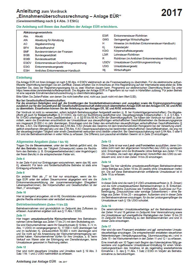 Abschnitt  bilanzbuchringat